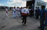 Traditional Basque games- Weight carrying games