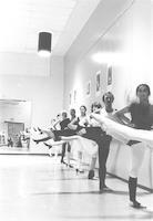 Dance Class, Ballet, Lombardi Recreation Building, 1979