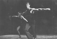 Dance Performance Dancescapes Program, Nightingale Hall, Church Fine Arts Building, 1980