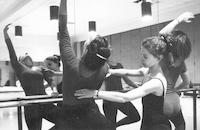 Dance Class, ca. 1970